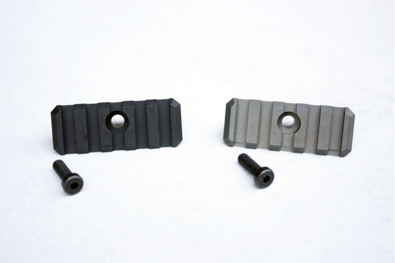 1913 Rail 5 Slot PS90TR, Black
