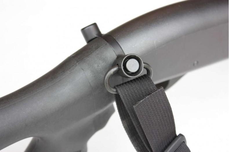 Remington 870 QD Swivel Ambi Receiver Plate