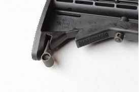 Swivel Mount, QD Socket GI Stock