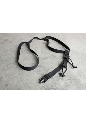 Sling, Shoulder Harness, 1pt (Black)