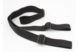 "2pt Small Arms Sling, Standard 1"" Black"