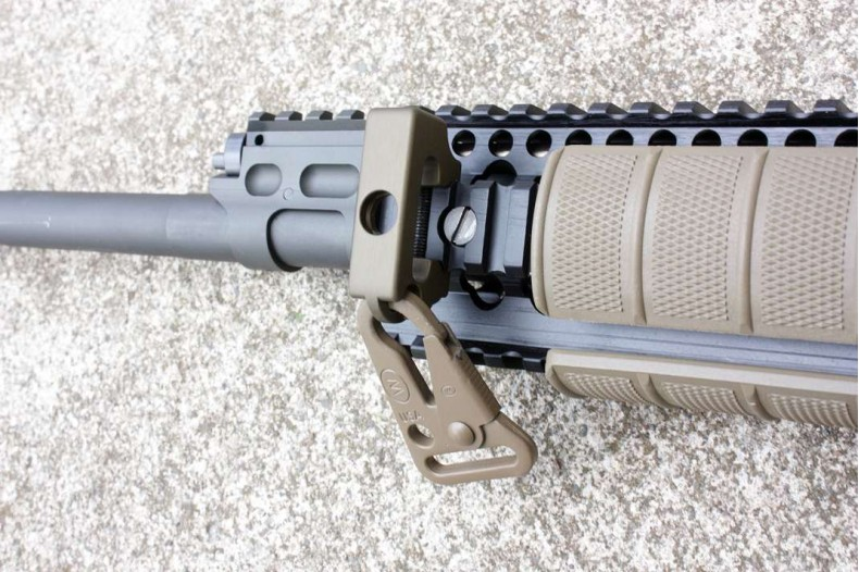 Multi Mount Sling Mount, Handstop, QD Destroyer Gray