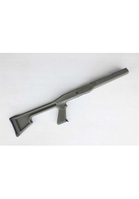 Ruger Mini14 Pistol Grip Rifle Stock Green