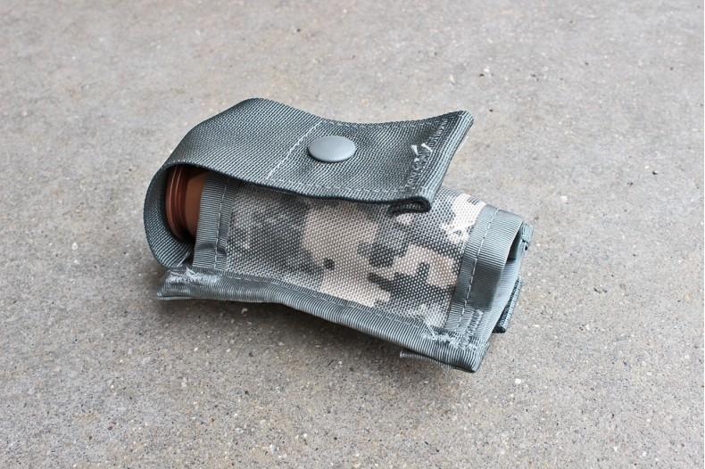 Molle 40mm Grenade Pouch, Single, Digital Camo