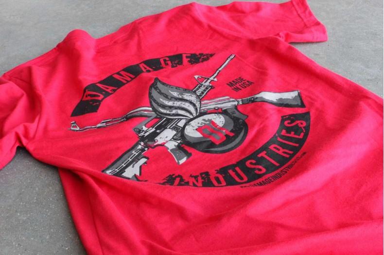 T-Shirt, AK-47 (Sm, Med, Lrg)
