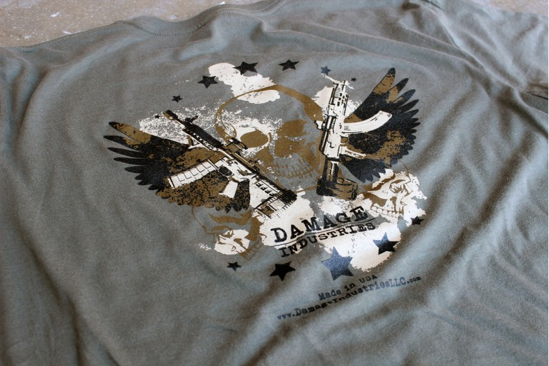 T-Shirt, Liberty or Death (Sm, Med, Lrg)